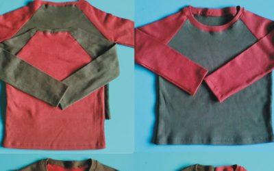 Reciclar camiseta II