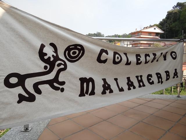 Pancarta Malaherba