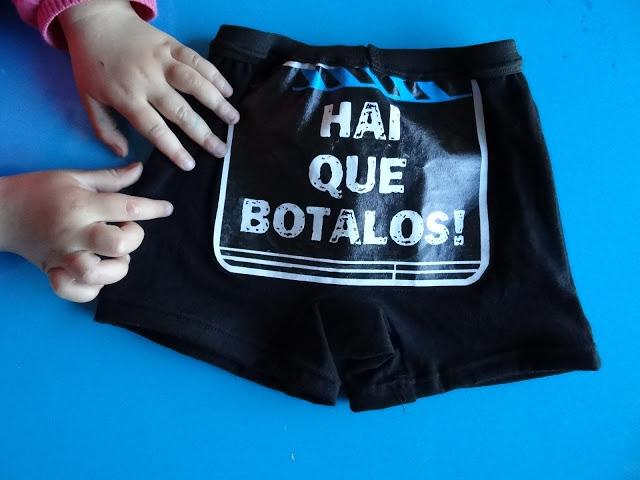Test Calzoncillos boxer