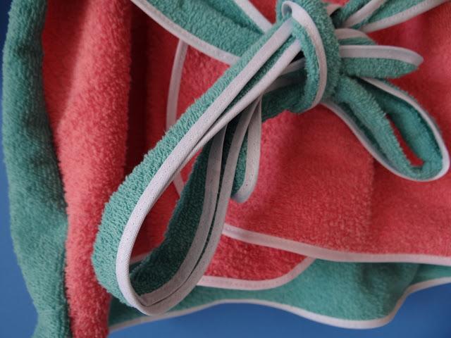 De toallas a…