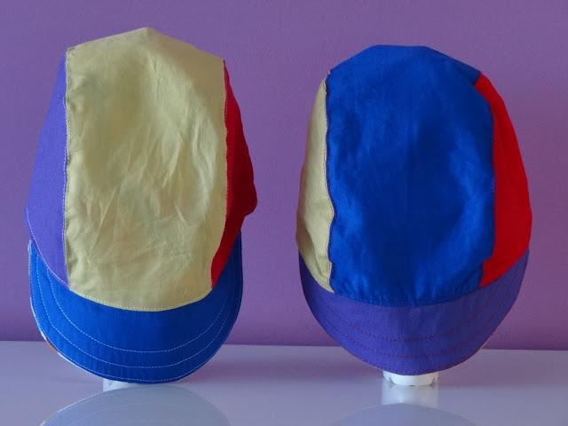 tutorial y patrón gorra diy