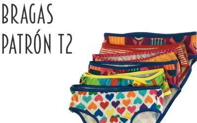 Bragas T2 – Free pattern