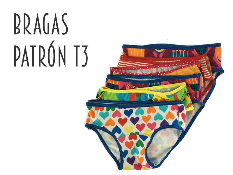 Bragas T3 – Free Pattern