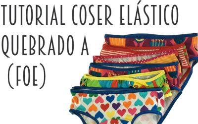 Tutorial Braga I – como coser FOE