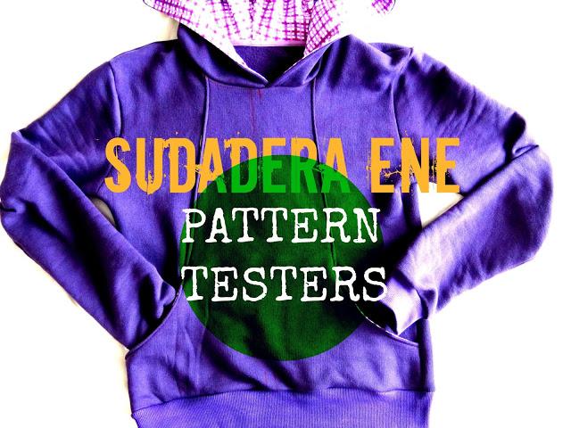 Sudadera ENE – tester call