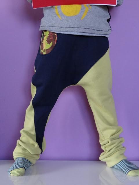 Pantalón 123 – I