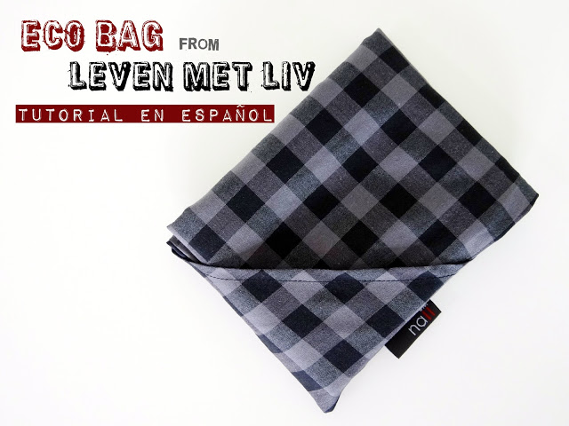 Tutorial Eco bag de Leven met liv