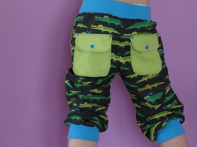 KCW 3 – Pantalones cortos