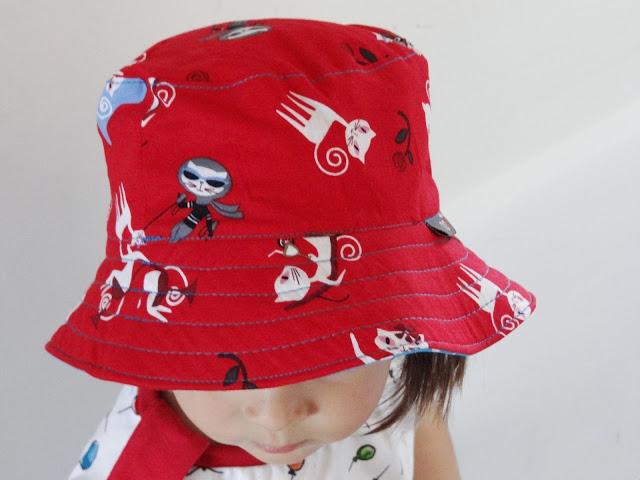 sombrero infantil