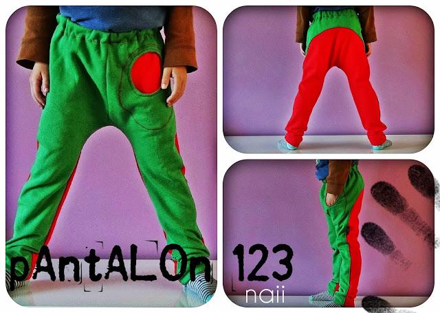 Pantalón 123