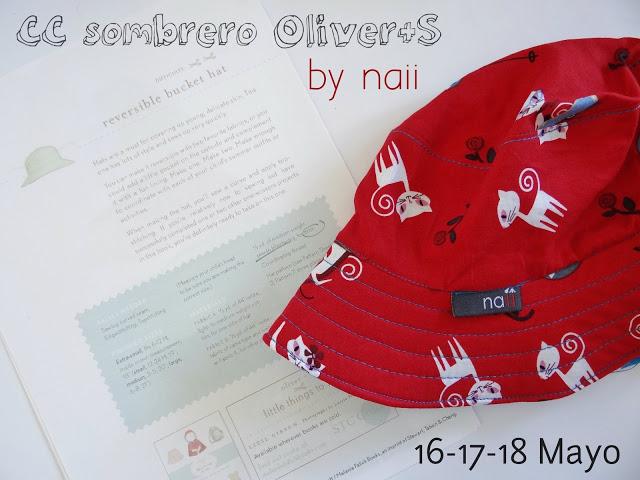 tutorial sombrero olivers