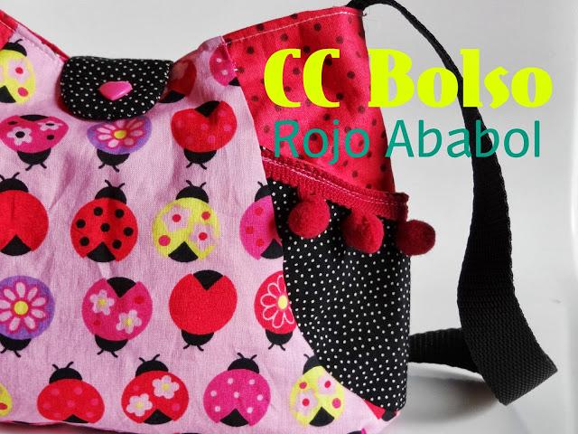 CC bolso Rojo Ababol