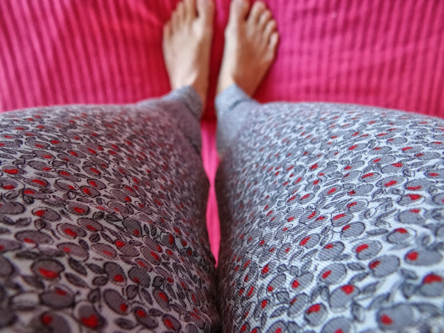 My Selfish Sewing Leggings