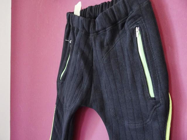 Pantalón 123 negro