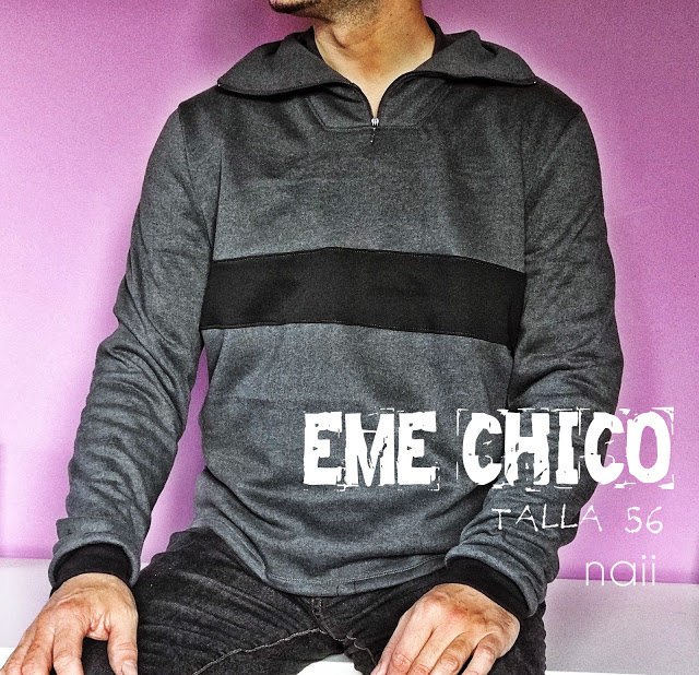 Eme Chico gris