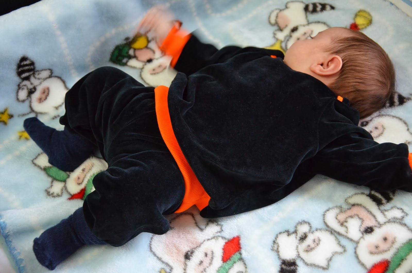 Sudadera bebé I