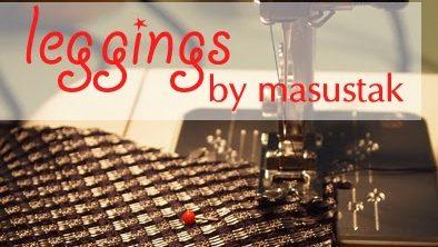 Leggings by Masustak