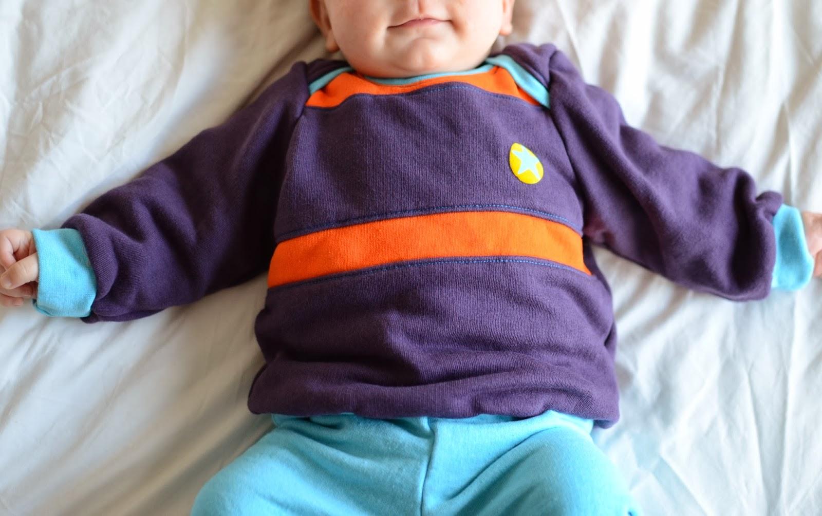 Sudadera bebé IV