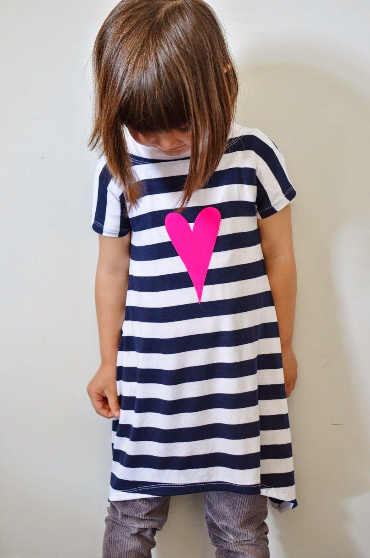 Playday Dress rayas