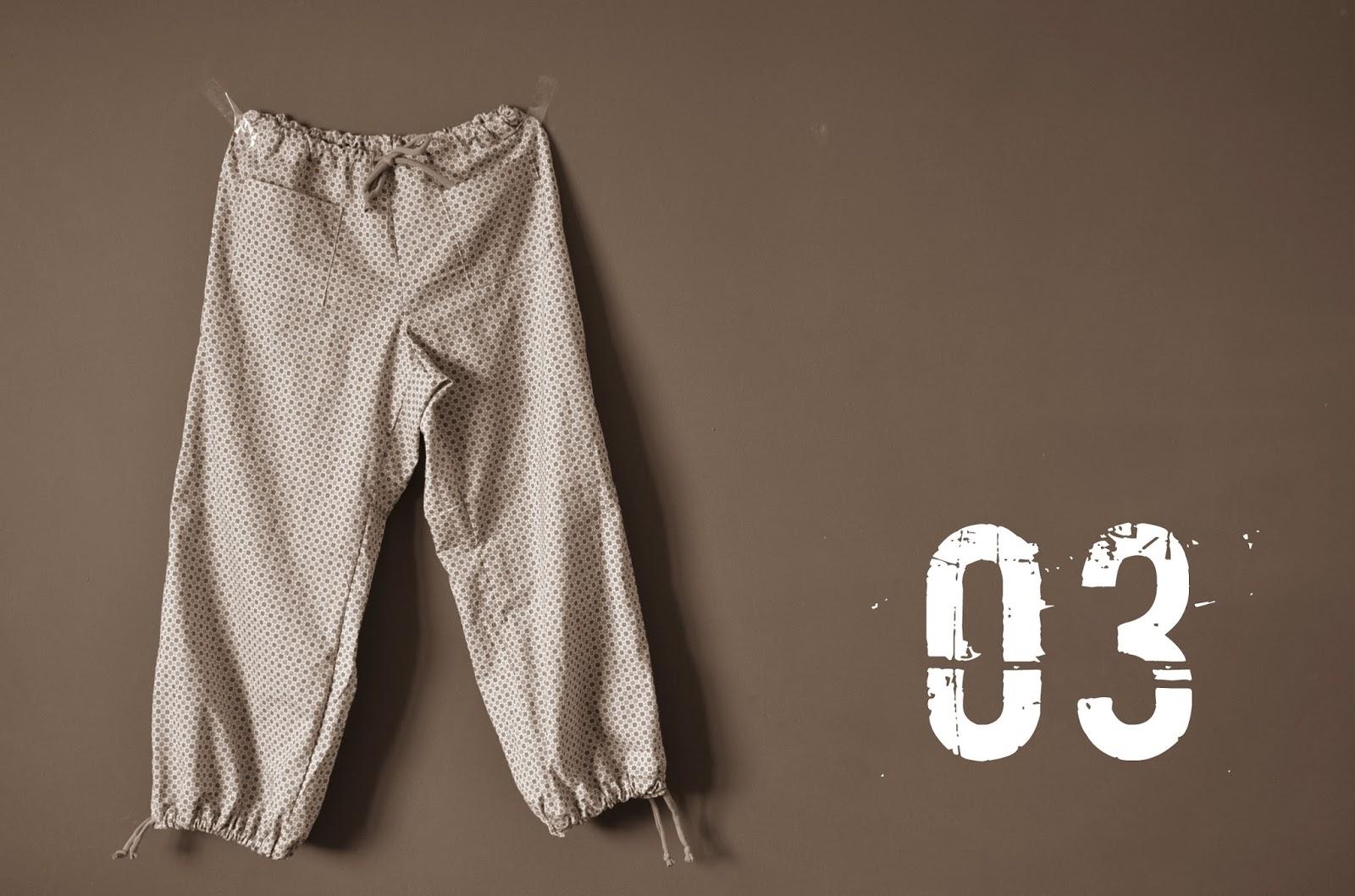 CC Pantalones Junho III