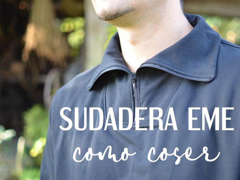 Tutorial para Coser Eme Chico – free pattern