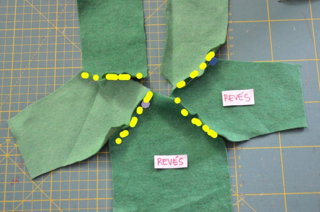 tutorial coser forro sudadera chaquetas