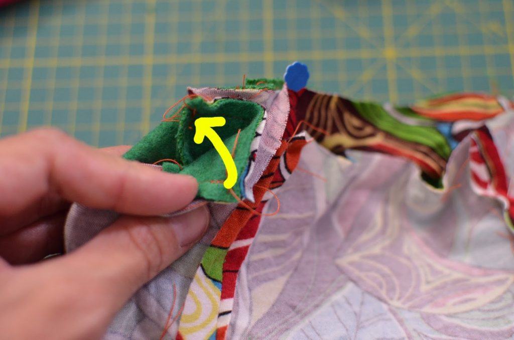 coser forro tutorial