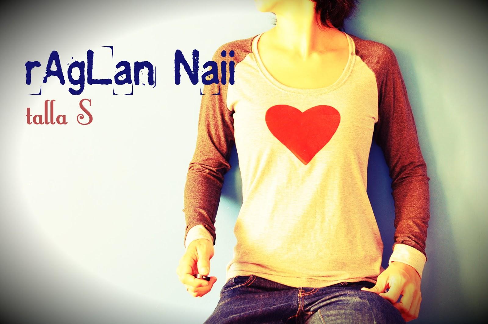 Raglan Naii + Free Pattern