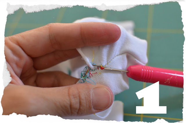 3 maneras de descoser la costura overlock
