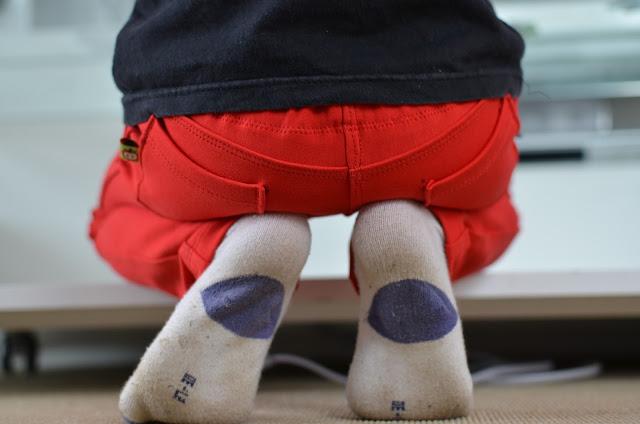 Pantalones Hippie baby