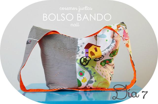 CC Bolso Bando – día 7