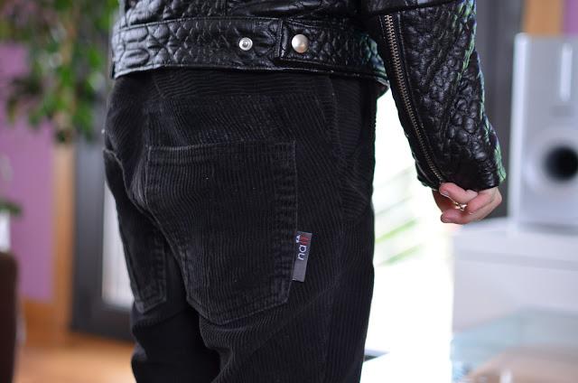 Pantalones Straight cut
