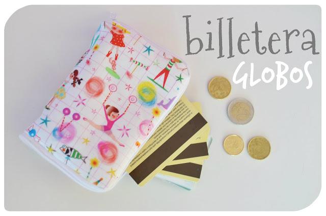 Billetera Globos