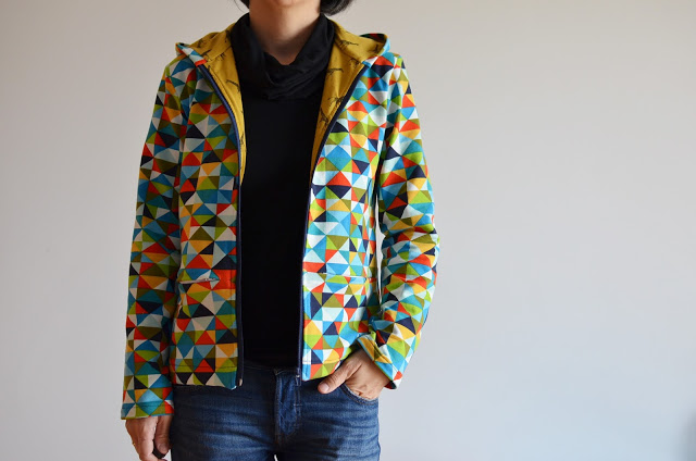 Chaqueta Graphics