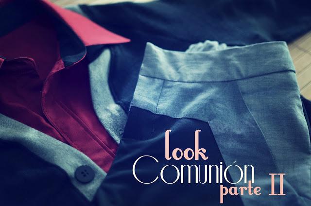 Look comunión – parte II