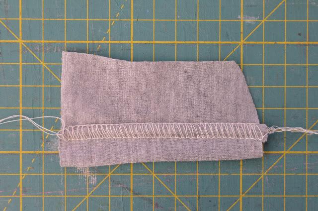 tensión remalladora costura plana