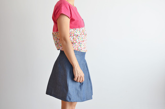 Girlfriday culottes