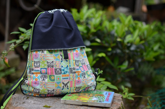 Sew Snappy and Knapsack