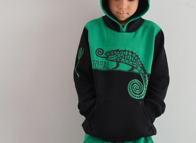 Longi hood tribal