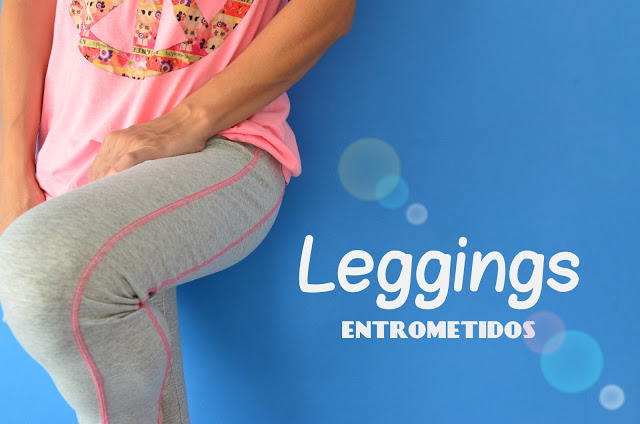 Leggings entrometidos