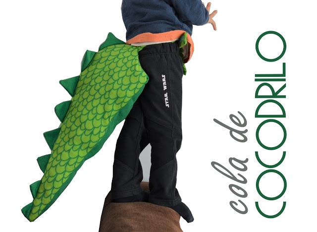 Cola de cocodrilo