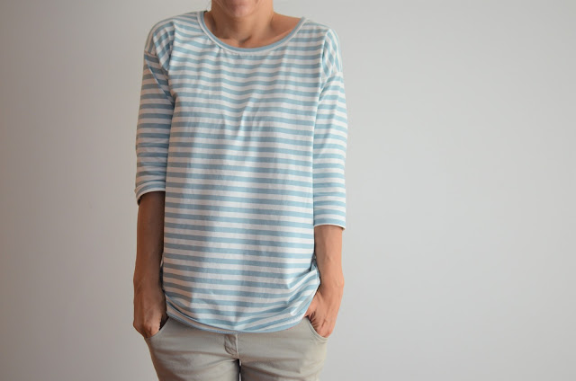 Hemlock Tee from Grainline Studio