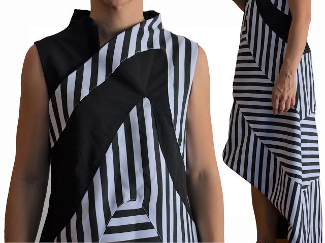 Deconstructivismo en la moda