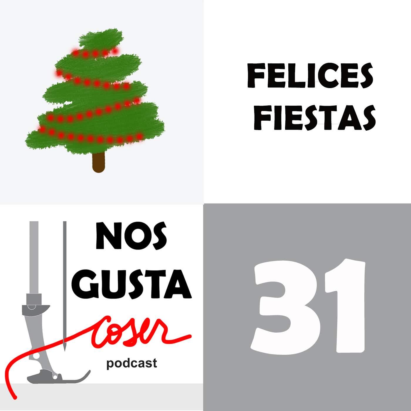 Porque me vine a España y Felices Fiestas