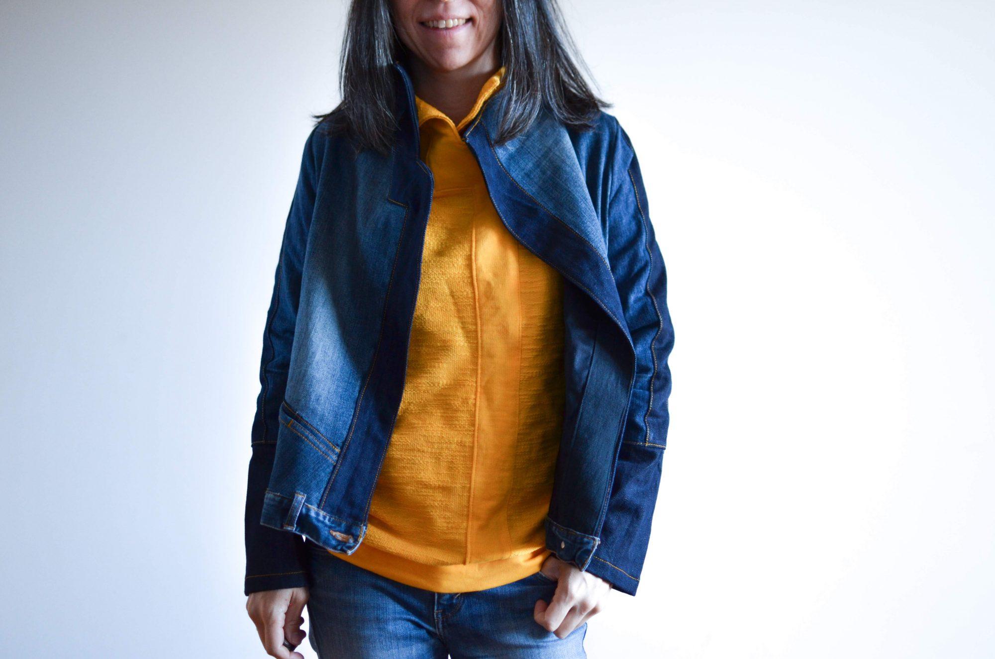 Herrera Coat de Damar Studio