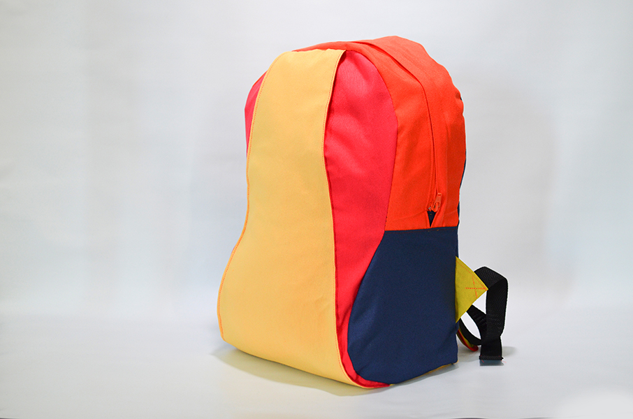 Backpack Hache sencilla