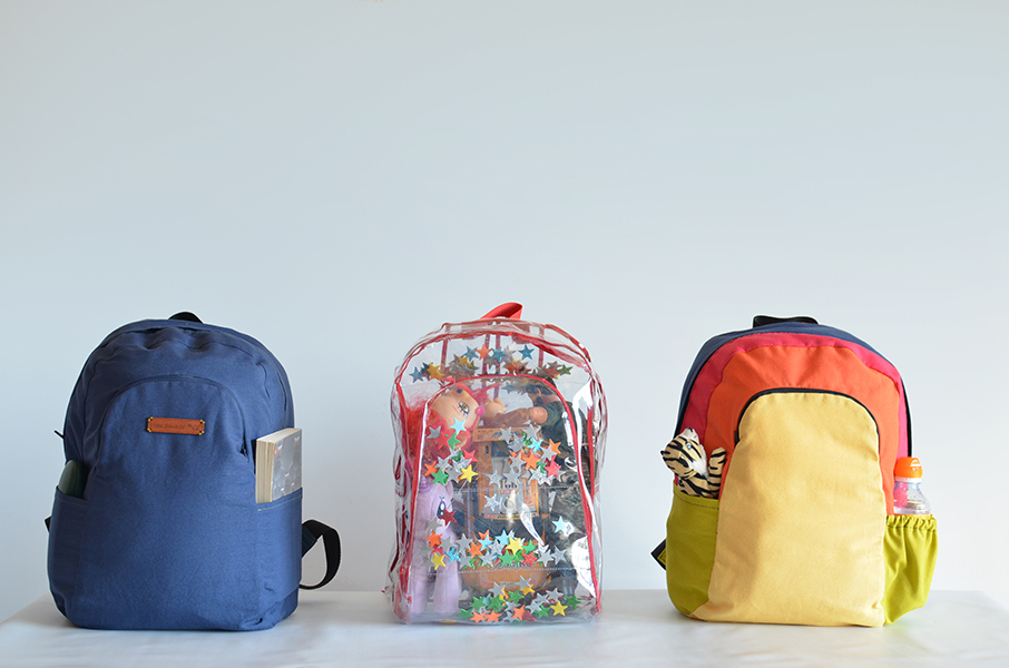 Vídeo tutorial para coser mochila: Hache o Jota