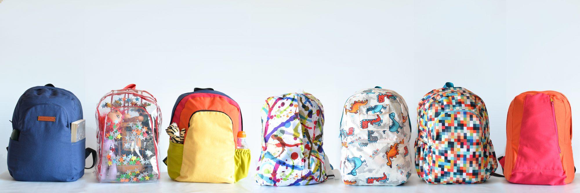 ¿Quieres coser una mochila?