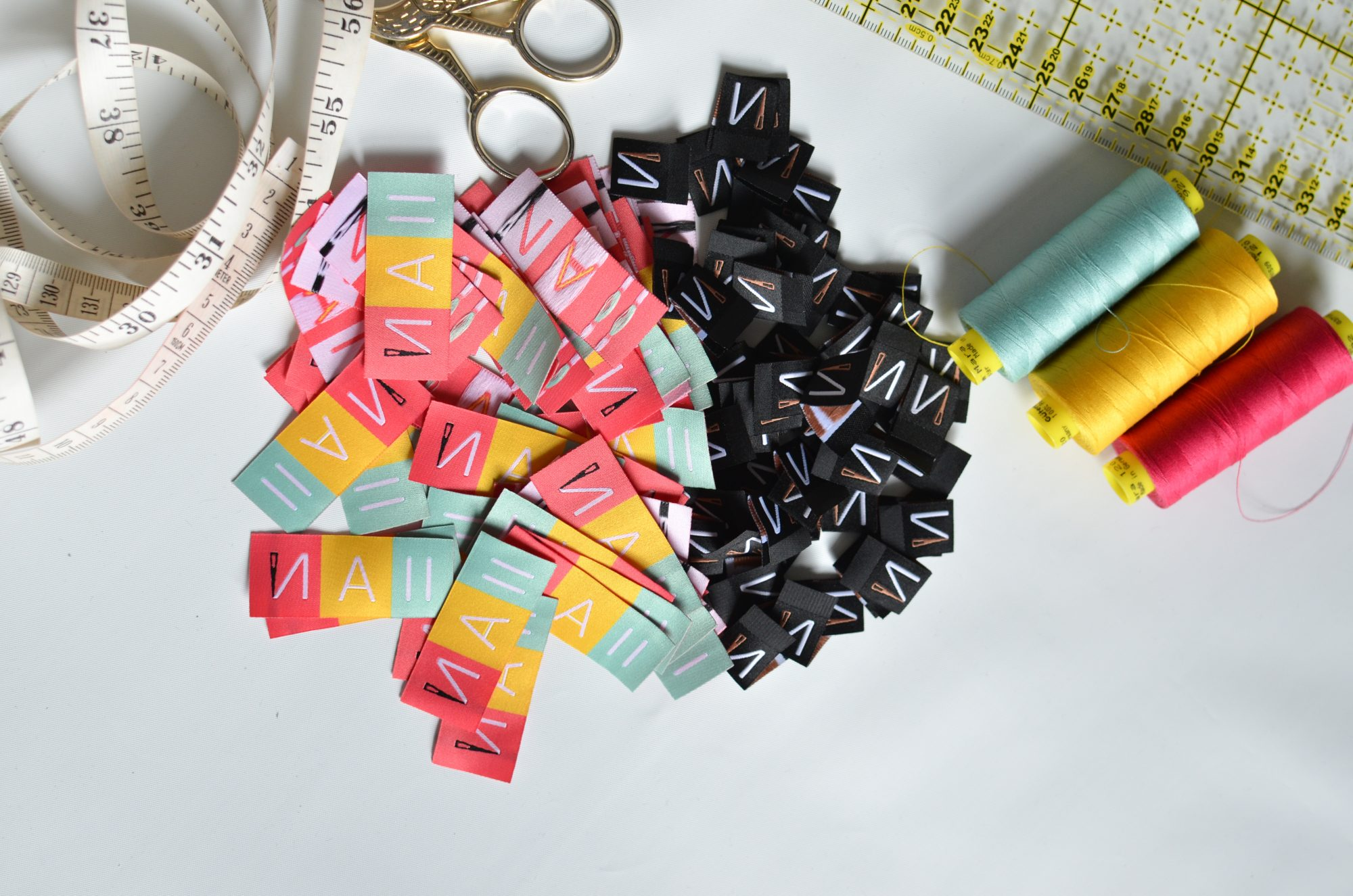 Etiquetas tejidas de Dutchlabel shop