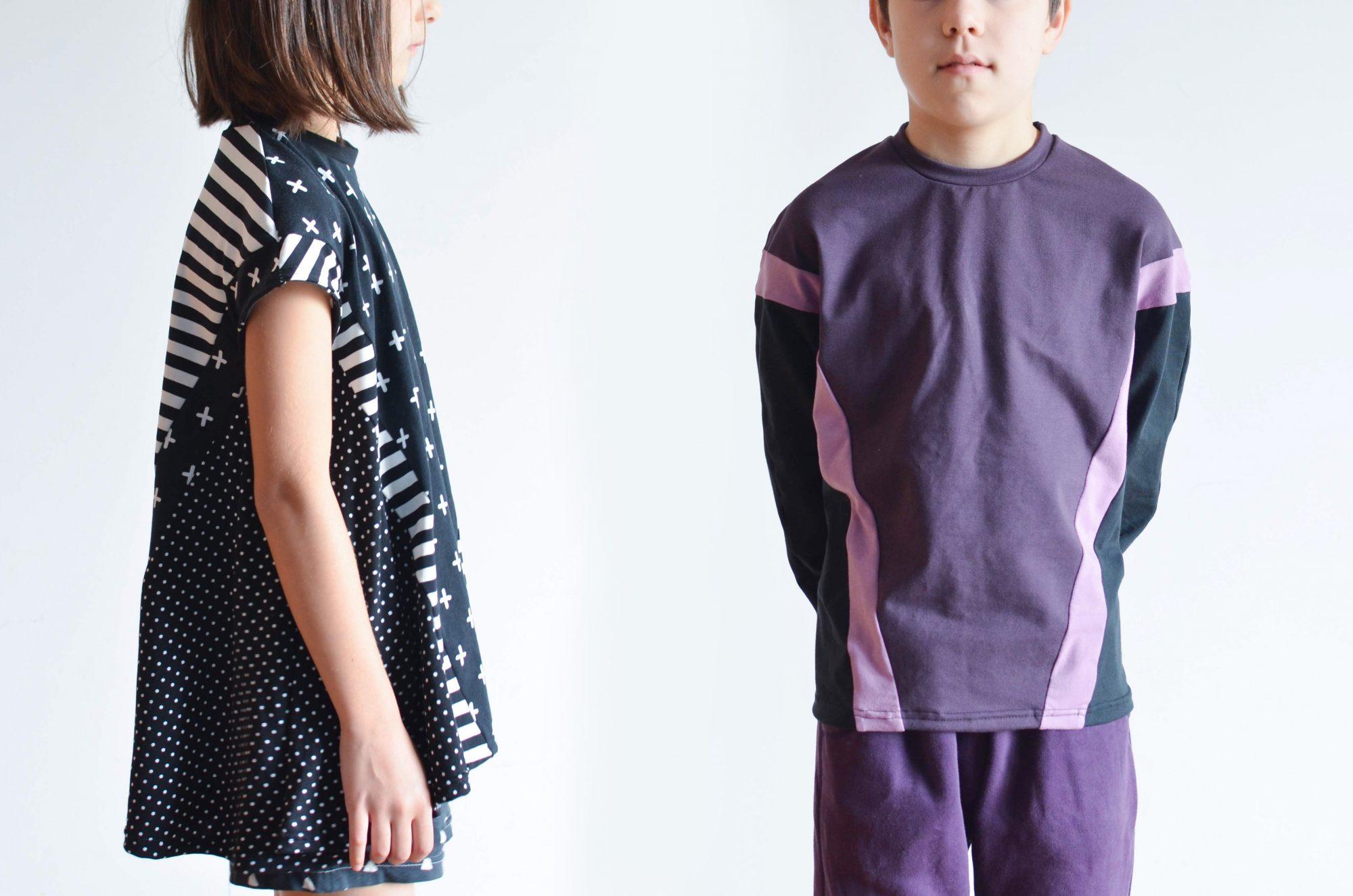 Camiseta Equis – Nuevo patrón
